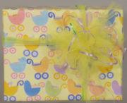 Baby Buggy Giftwrap