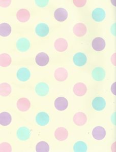 Pastel Dots Giftwrap