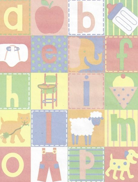 Baby Nap Time Giftwrap