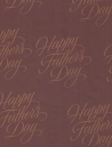 Fathers Day Giftwrap