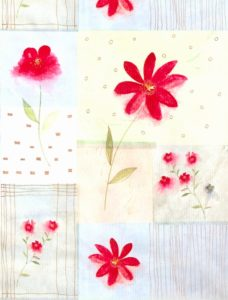 Nicola Floral Giftwrap