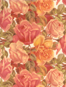 Painted Roses Giftwrap