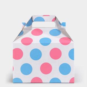 Baby Dots Gable Box