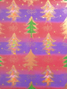 Trees on Copper Pearlescent