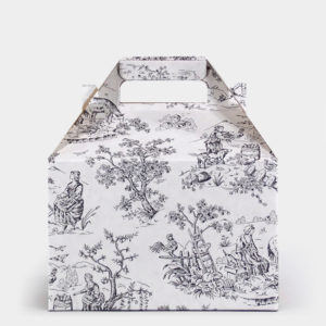 Everyday Toile Gable Box