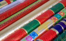 Foil Giftwrap