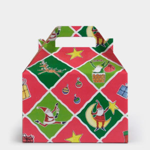 HoHo Santa Gable Box