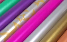 Pearlescent Giftwrap