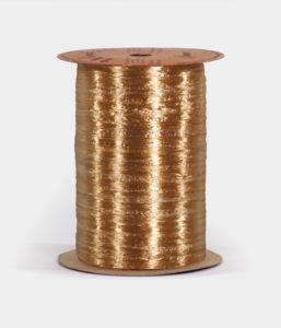 Gold Pearlized Raffia