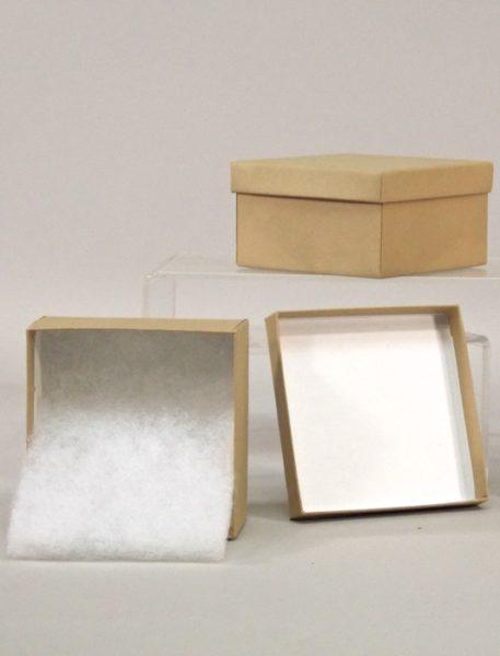 Kraft Jewelry or Gift Box