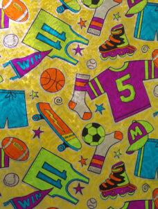 Sports Foil