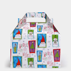 Warmest Wishes Gable Box