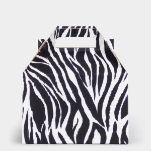 Zebra Gable Box